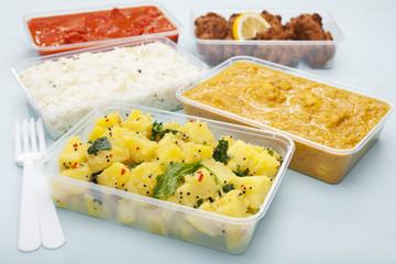 Takeaway Indian Food
