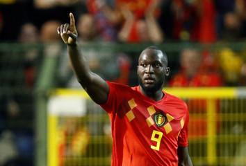 UEFA Nations League - League A - Group 2 - Belgium v Switzerland