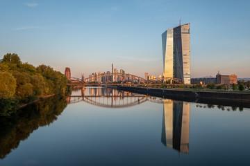 European Central Bank, Frankfurt am Main