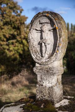 Donzenac (Corrèze - France) - Croix