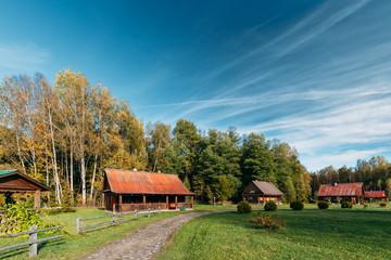 Berezinsky, Biosphere Reserve, Belarus. Traditional Belarusian T