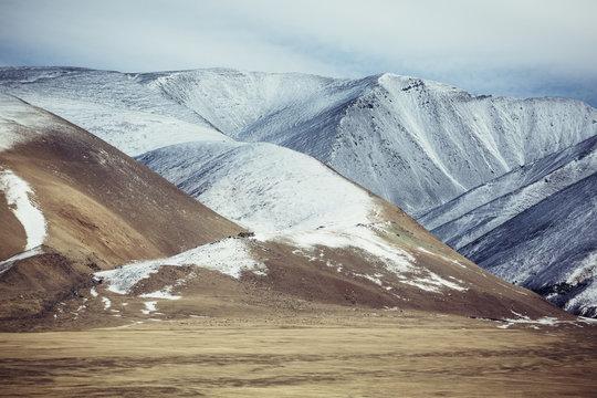 Landscapes of Mongolia