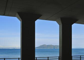 函館山 トンネル 素材