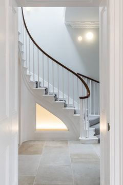 Crisp staircase