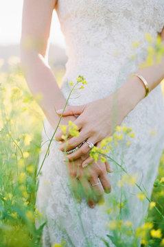 Spring love Bride
