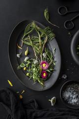 Floral Salad