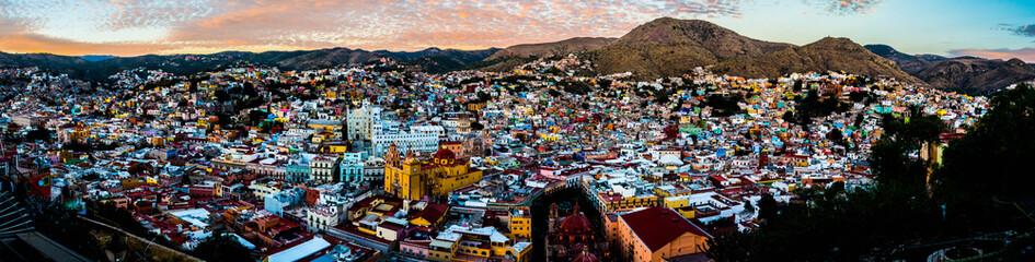 guanajuato city view