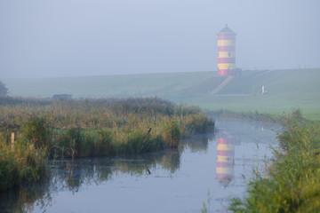 Pilsumer Leuchturm Morgenstimung