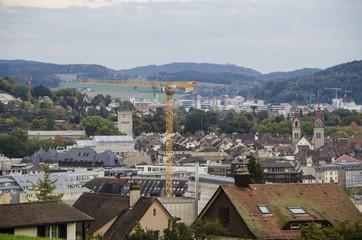 Winterthur als Baustelle
