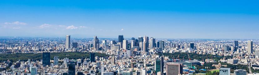 東京 新宿副都心周辺 ワイド