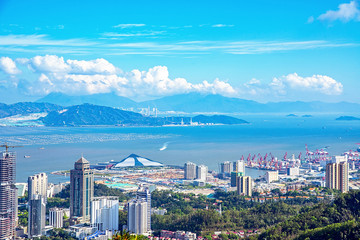 Shenzhen Bay Port-au-Prince Ferry Center/Shenzhen Shekou Container Terminal