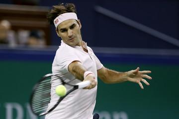 Tennis - Shanghai Masters - Men's Singles
