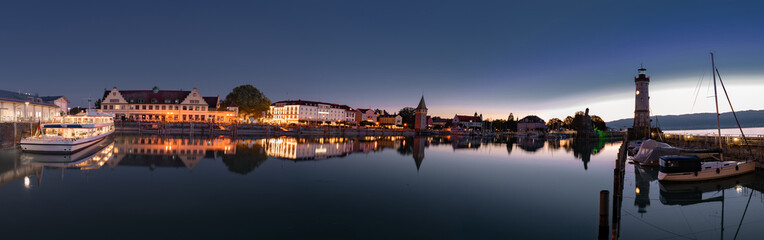 Panorama, Lindau am Bodensee