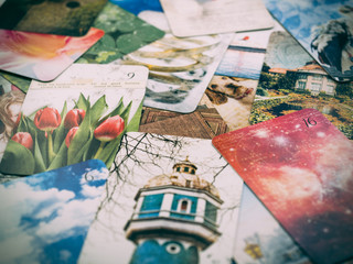 Lenormand cards  - card reading