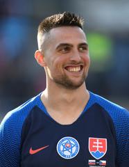 UEFA Nations League - League B - Group 1 - Slovakia v Czech Republic