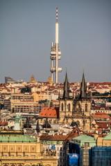 Deurstickers Turkije Prag