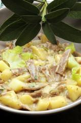 Pizzoccheri della Valtellina Cucina italiana Italienische Küche イタリア料理 Italian cuisine ft71090456 la pasta Итальянская кухня