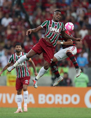 Brasileiro Championship - Flamengo v Fluminense