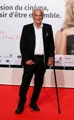 Actor Jean Paul Belmondo attends the opening of the Lumiere 2018 Grand Lyon Film Festival, in Lyon