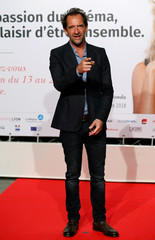 Director and actor Stephane de Groodt attends the opening of the Lumiere 2018 Grand Lyon Film Festival, in Lyon