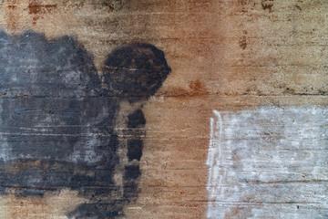 壁の落書き / 背景 / テクスチャ / 素材