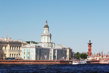 The Kunstkamera (Peter the Great Museum of Anthropology and Ethnography), Saint Petersburg