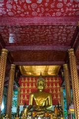 Laos - Luang Prabang - Wat Manorom
