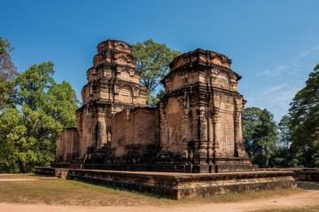 Kambodscha - Prasat Kravan