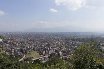 Kathmandu Nepal 2015 Swayambhu Stupa