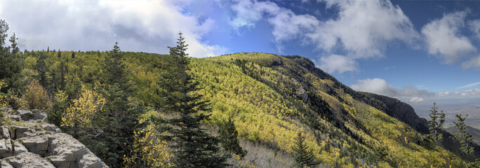 Del Agua Overlook Sandia Mountains