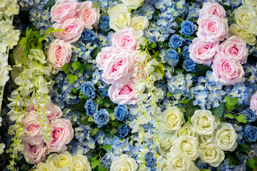 wedding flowers for decoration
