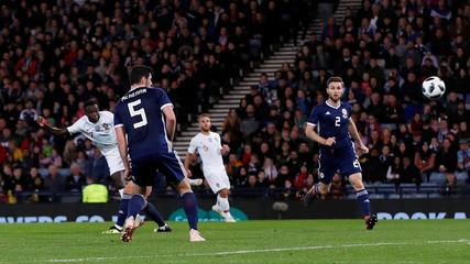 International Friendly - Scotland v Portugal