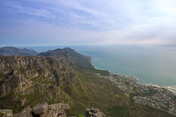 Table Top Mountain Capetown South Africa