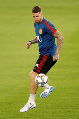 UEFA Nations League - Spain Training