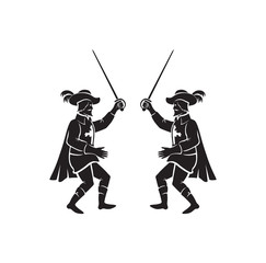 musketeer battle
