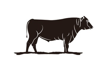 slaughter, Cattle , Beef logo