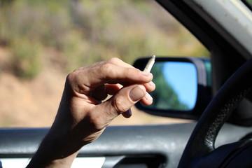 conduire au volant : infraction