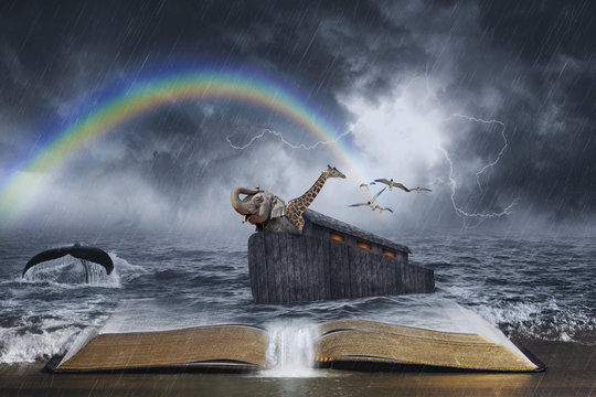 Noah's Ark Biblical Story