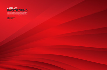 Red Abstract background, texture, wallpaper, surface, banner, Cover design, flyer layout template, backdrop, textured effect, vector illustration