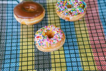 Selection of Doughnuts
