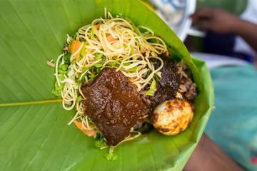 Accra street food