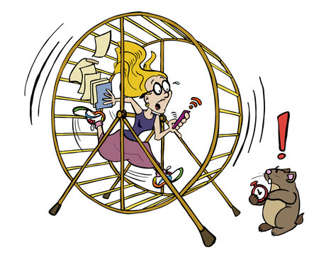 Hamster wheel Denisse
