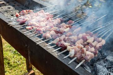 roast lamb kebabs