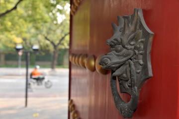 door handle bell  in china
