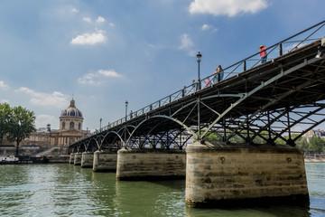 Pont des Arts bridge in Paris