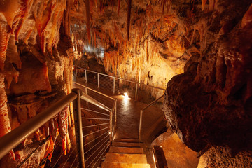 Beautiful Jillabenan cave in Kosciuszko National Park, NSW, Australia
