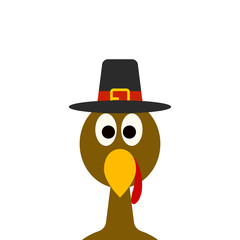Turkey. Happy thanksgiving