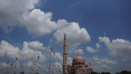 Putra Mosque in Putrajaya
