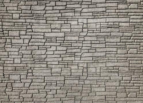 Steinwand Ziegel Steinriemchen Fassade Mauer Hintergrund