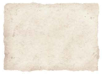 びりびりの古紙白 Fototapete